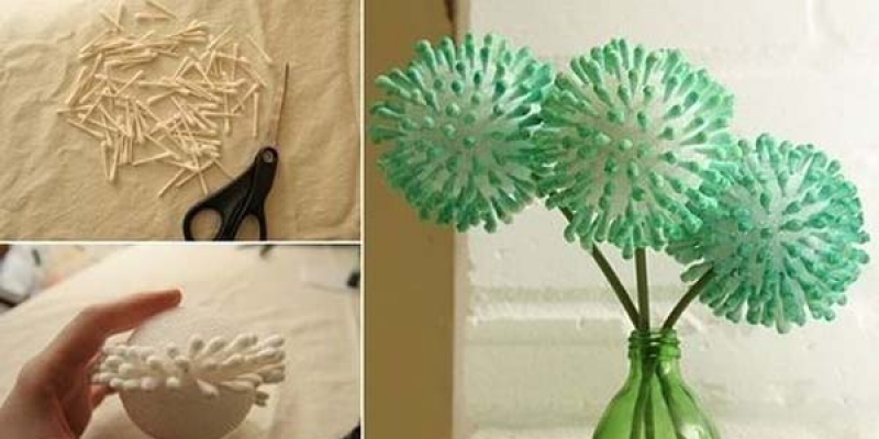 C mo hacer flores de goma eva f ciles paso a paso for Ideas economicas para el hogar