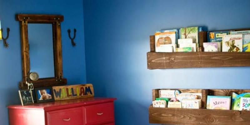 Cajas de madera decoradas una sand a - Como hacer una caja de madera paso a paso ...