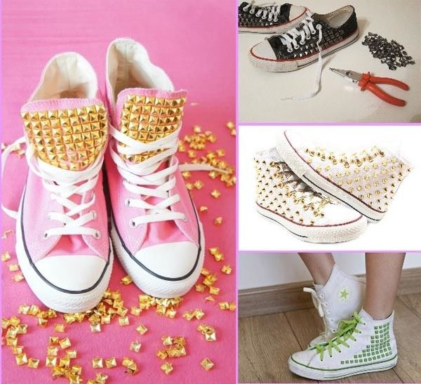 Tus Zapatillas Converse Customizar Ideas Para 4 GVqUSMzp