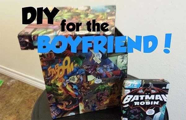 sorpresas para mi novio originales