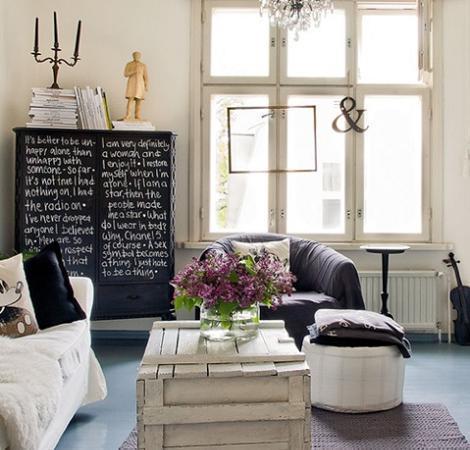 Haz tus muebles diy y tus manualidades de decoraci n en - Cortar pizarra en casa ...