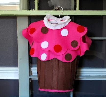 8-ideas-disfraces-caseros-ninos-cupcake