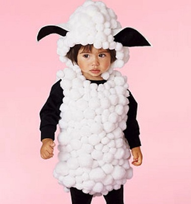 8-ideas-disfraces-caseros-ninos-oveja