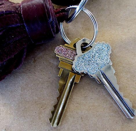 manualidad-para-personalizar-tus-llaves