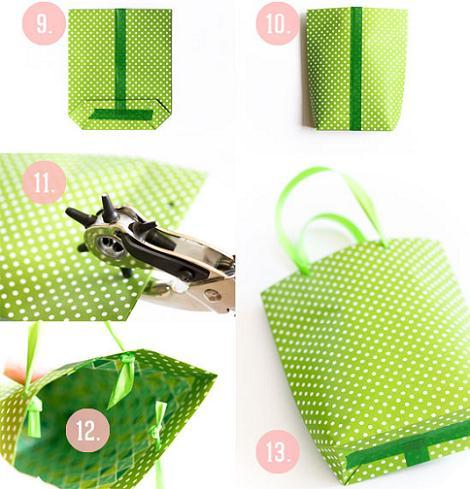 Bolsas caseras ideas diy - Hacer bolsas de papel en casa ...