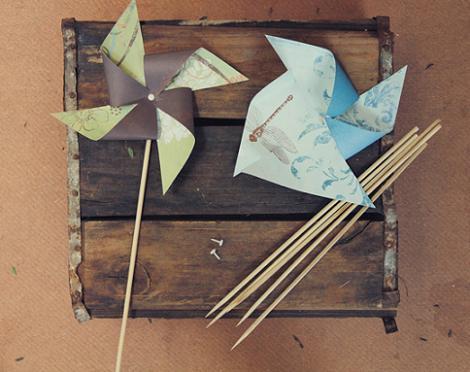 como-hacer-molinillos-papel