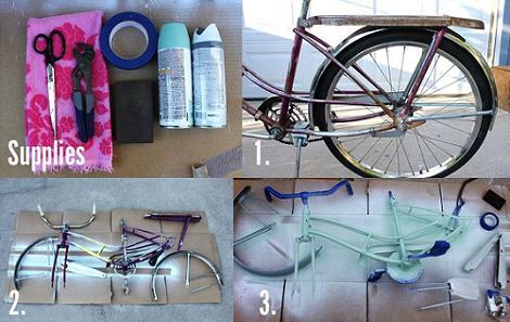 como-pintar-bici