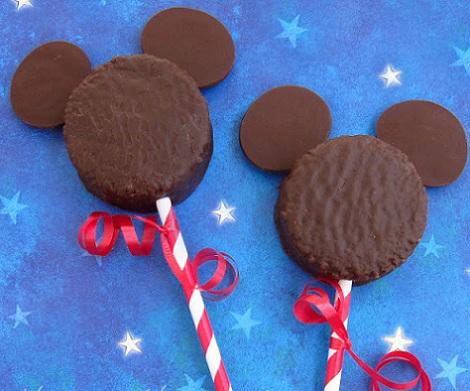 Manualidades para fiestas infantiles de Mickey Mouse - Imagui