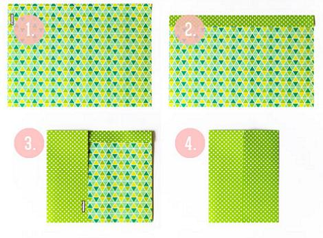 De todas las manualidades hacer bolsas de papel - Ideas para hacer un cabecero original ...