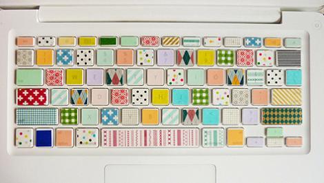teclado-washi-tape