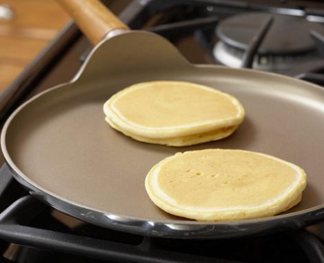 como hacer tortitas y pancake