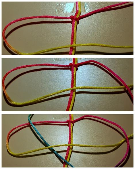 hacer-pulsera-de-macrame-de-colores-4