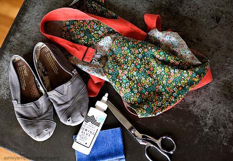 materiales-decorar-zapatos