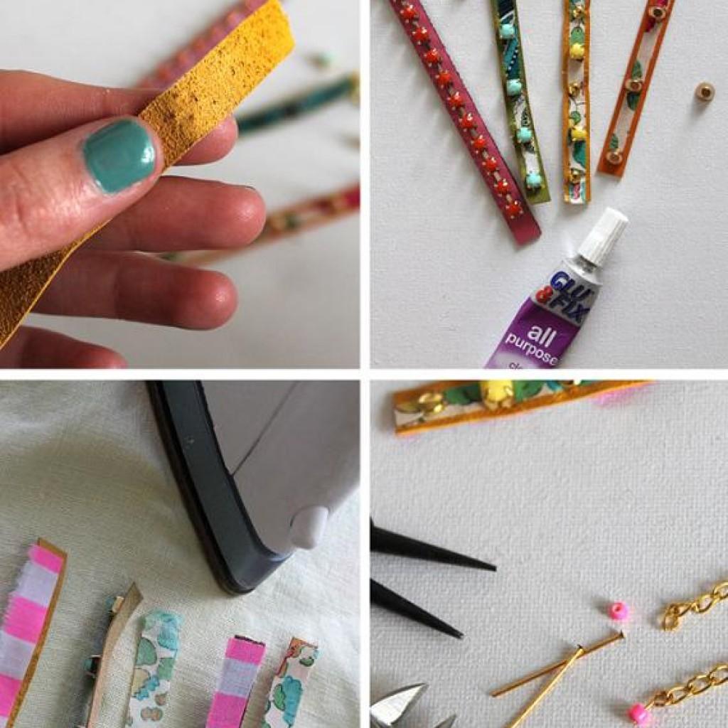 hacer-pulseras-de-cuero-de-colores-y-piedras-3