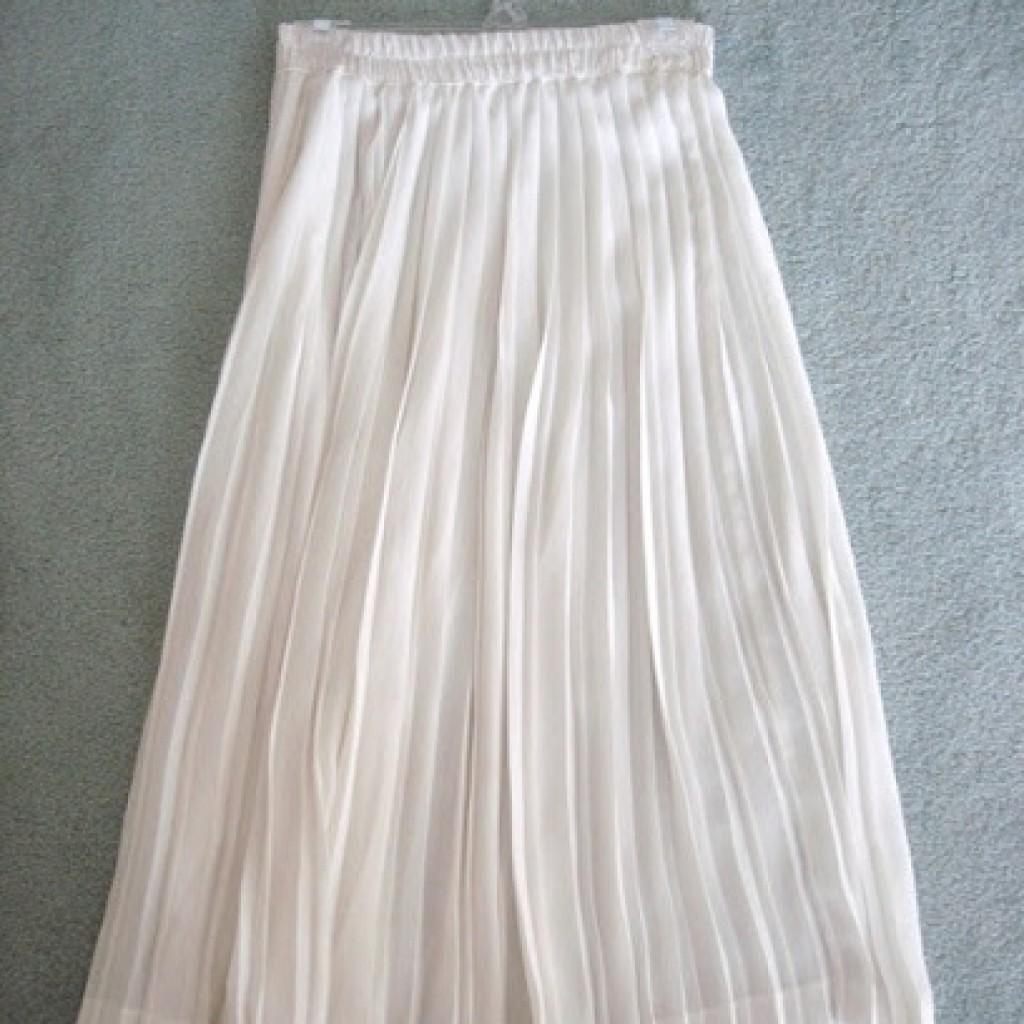 falda-larga-plisada-vestido