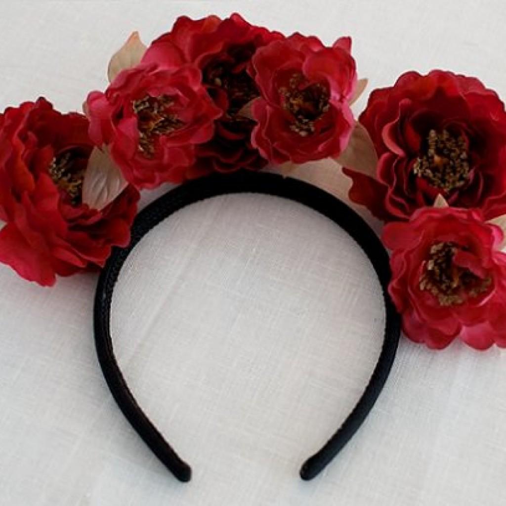 diadema-flores-casera-capullos