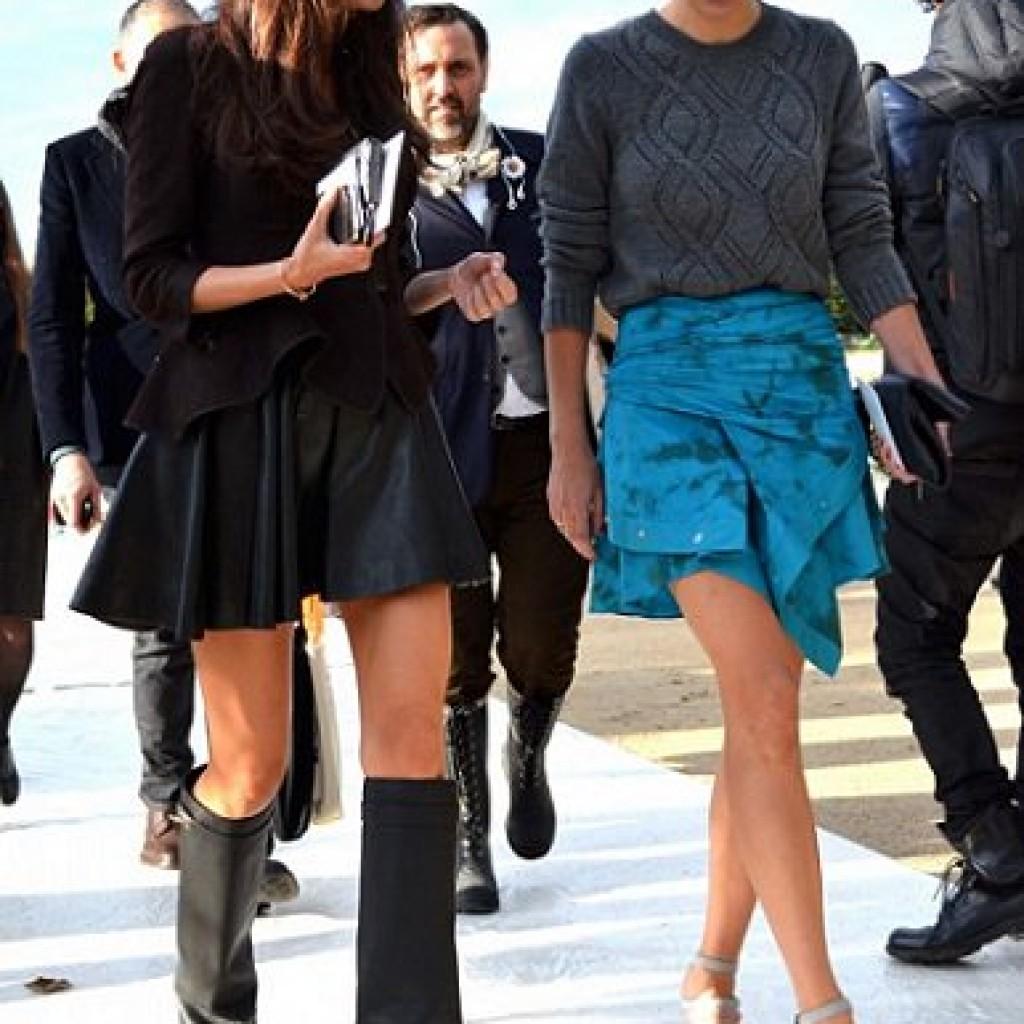 falda-camisa-moda-otono-2013