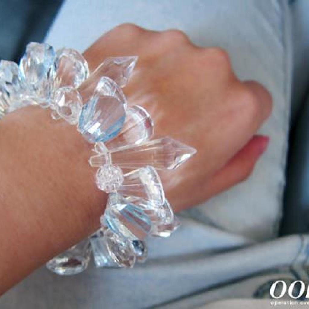 pulsera-casera-acrilico-transparente-resultado