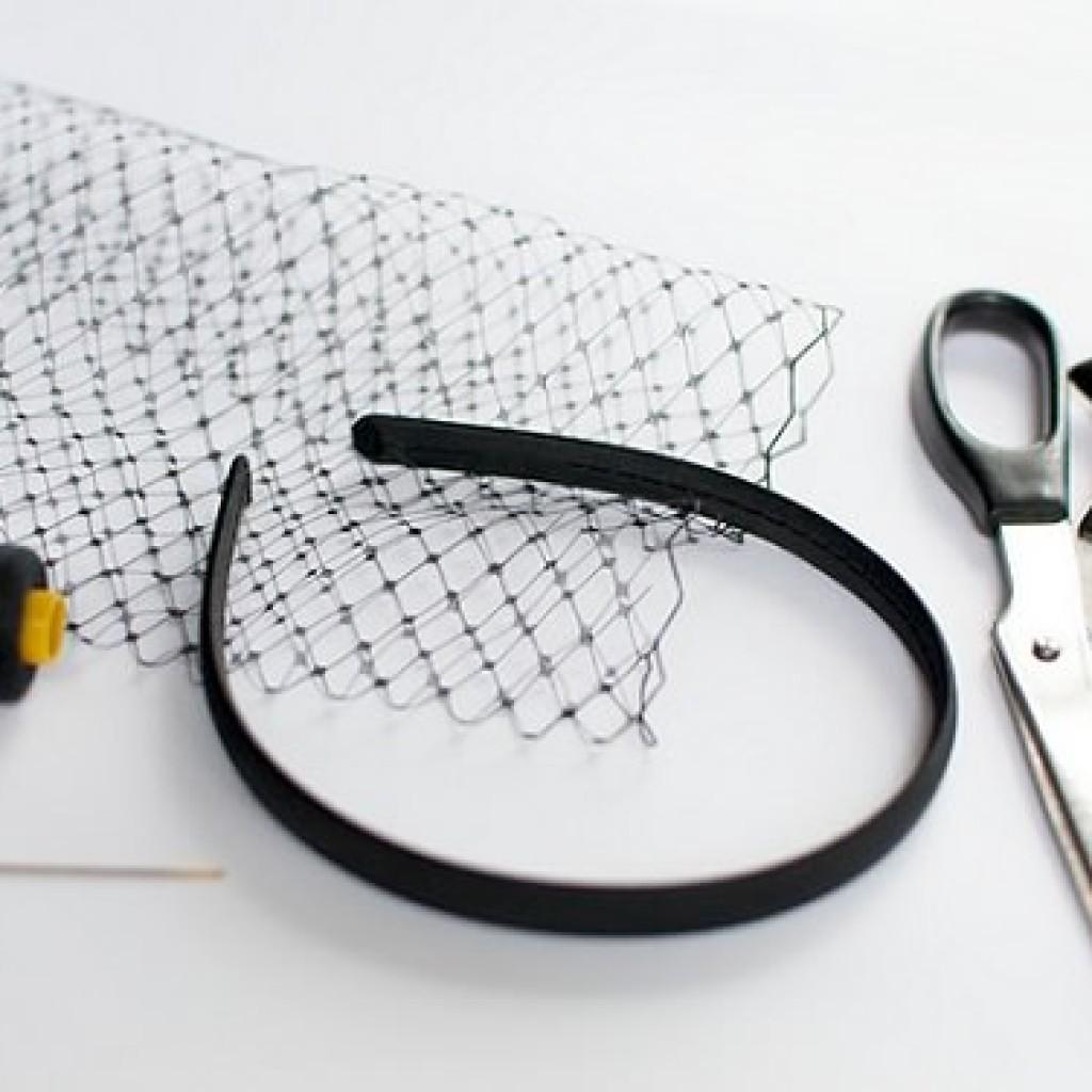 tocado-redecilla-casero-materiales