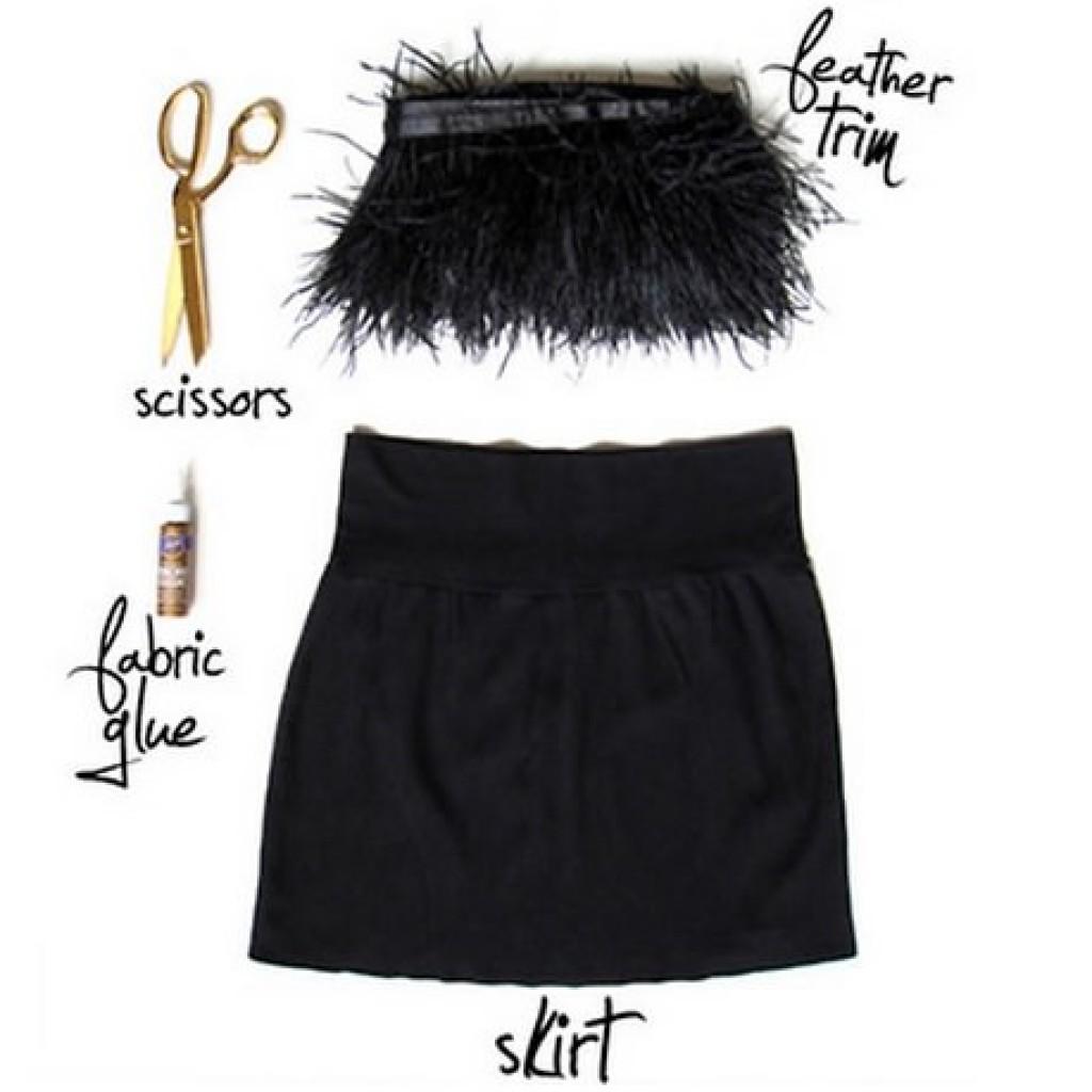 hacer-falda-plumas-fiesta-casera-materiales