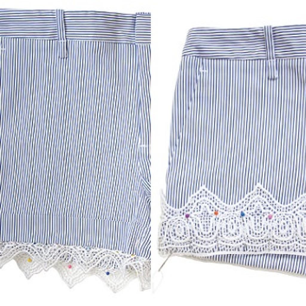 shorts-estilo-lencero-puntilla-coser