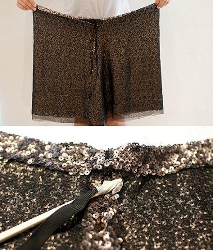 pantalón casero elástico
