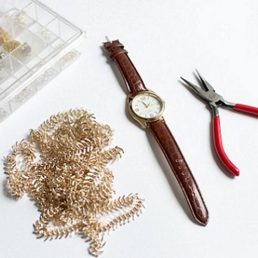reciclar-reloj-correa-pulsera-materiales