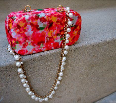 cadena para bolso de fiesta