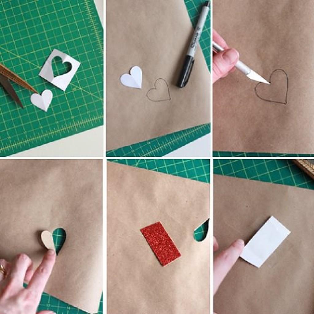 Como envolver regalos san valentin corazon ideas diy - Ideas para regalo de san valentin ...