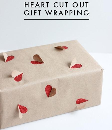 cómo envolver tus regalos de san valentín