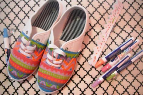 hacer zapatillas caseras