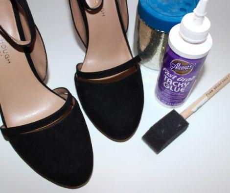 decorar zapatos de forma casera