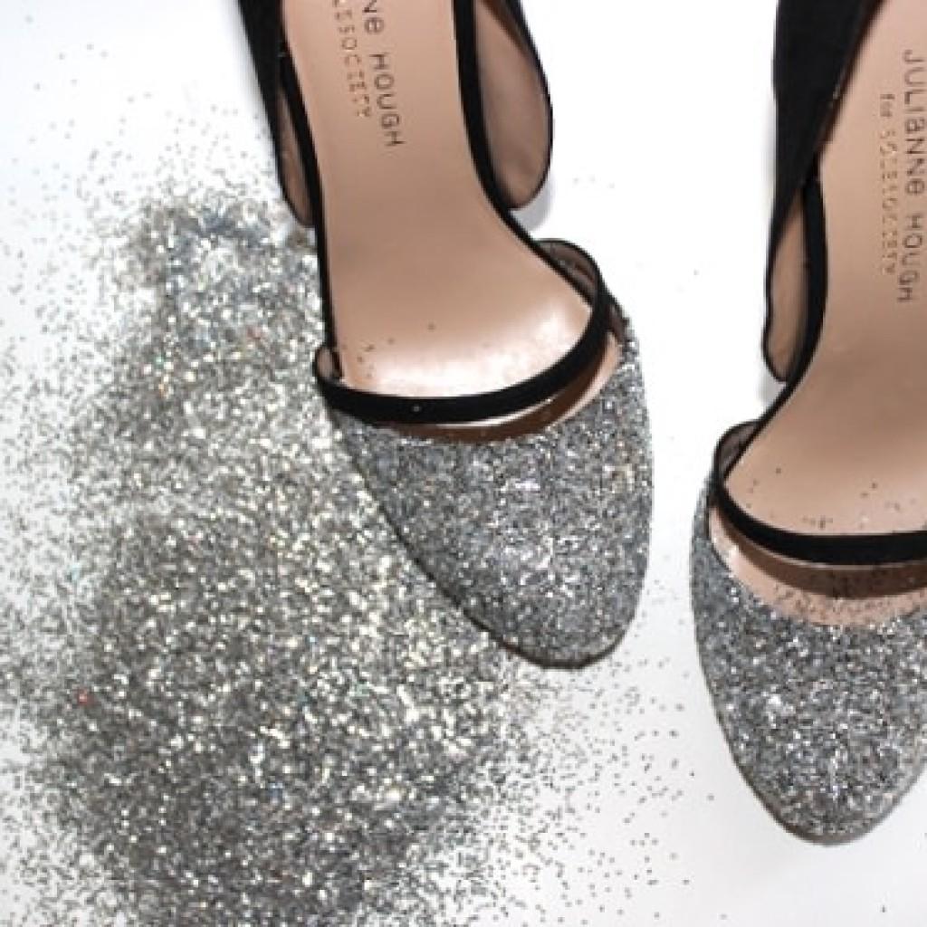 decorar-zapatos-viejos-fiesta-secar