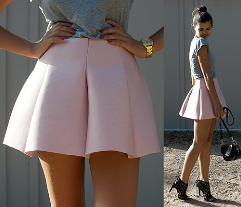 falda diy fácil