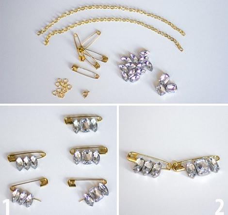 materiales para hacer un collar