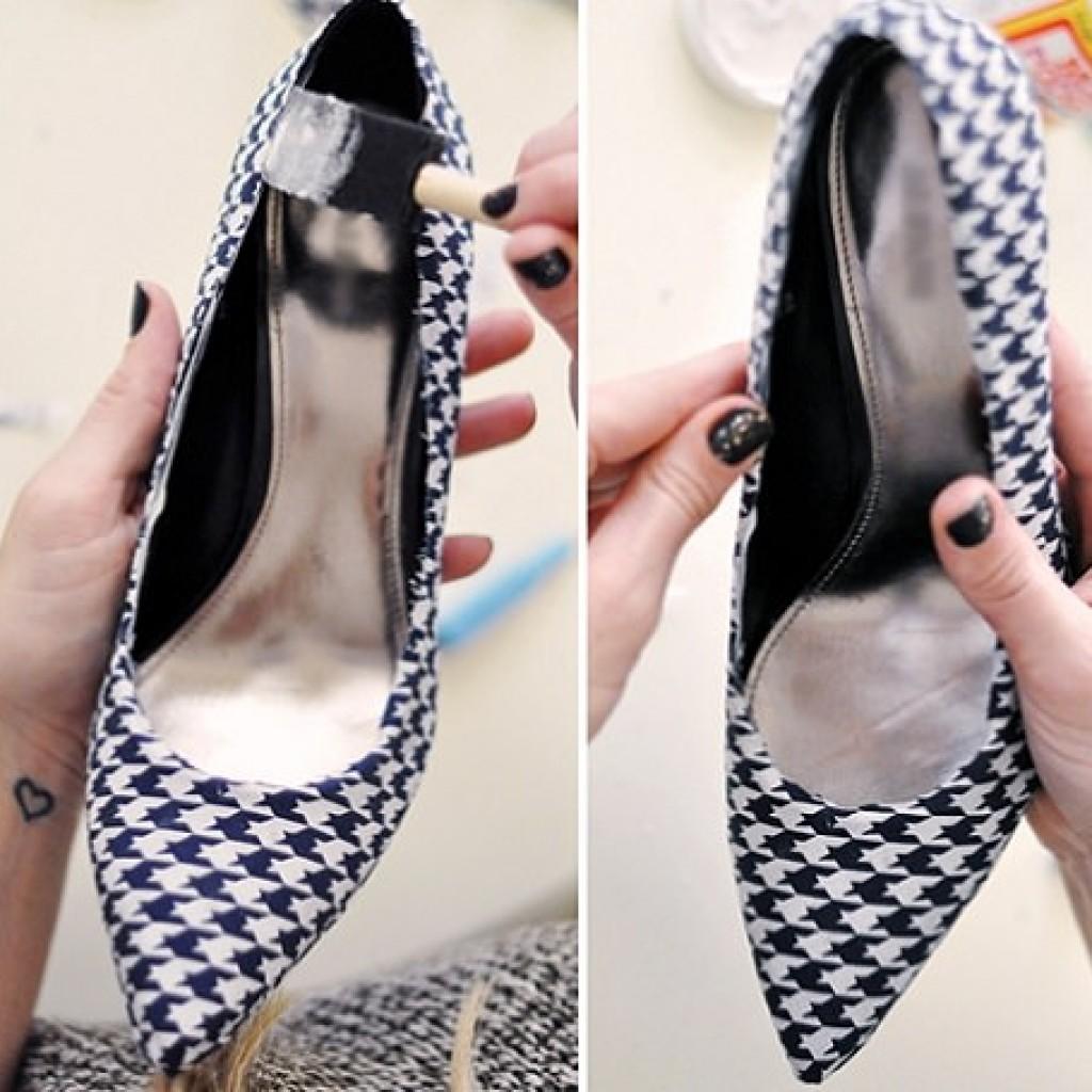como-forrar-zapatos-detalles