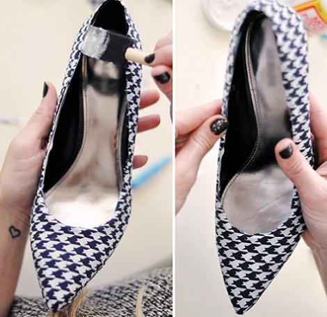 reciclar zapatos