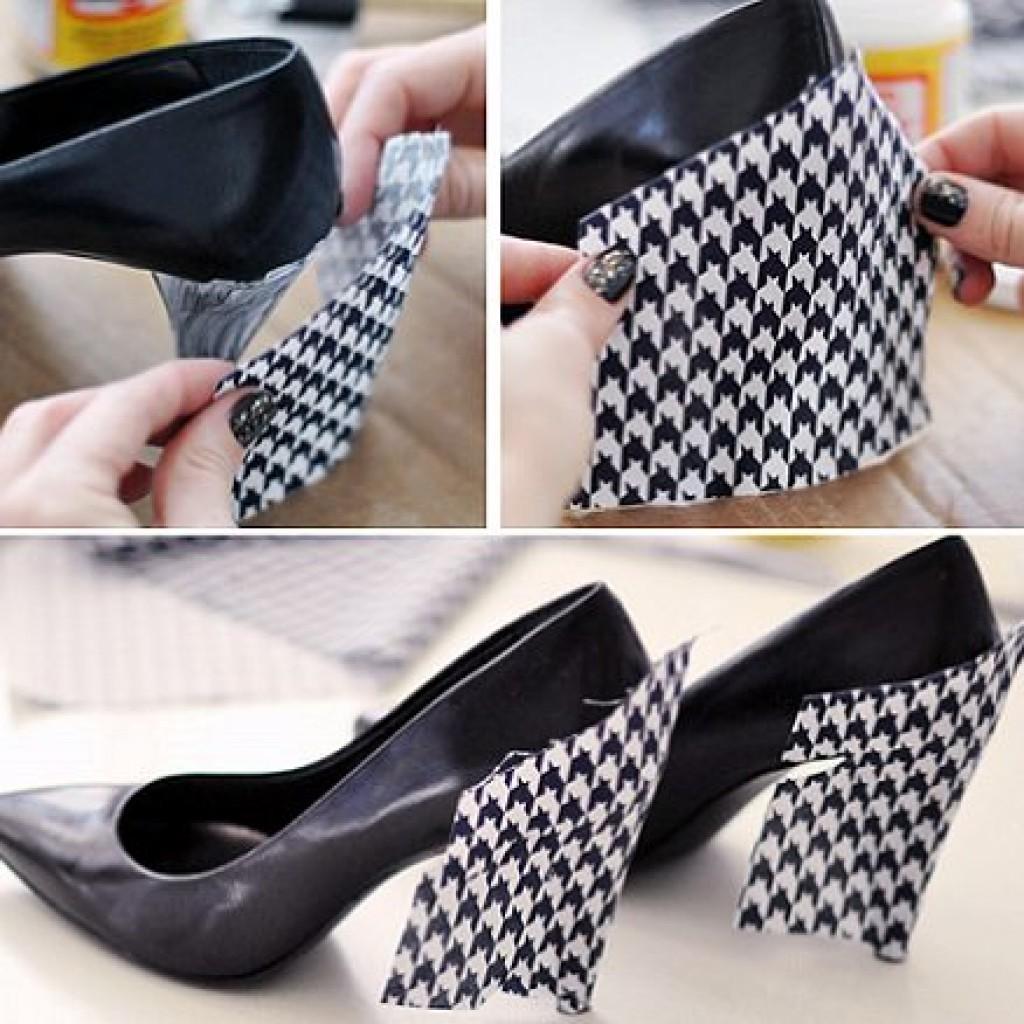 como-forrar-zapatos-tacon