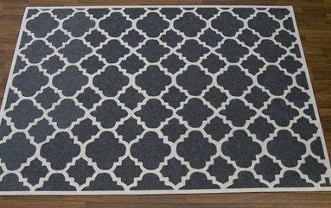 C mo hacer una alfombra casera como la de ikea for Alfombras de bano ikea