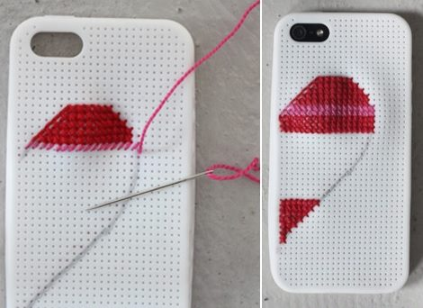 Personaliza tu carcasa para el movil con un diy - Como decorar una funda de movil ...