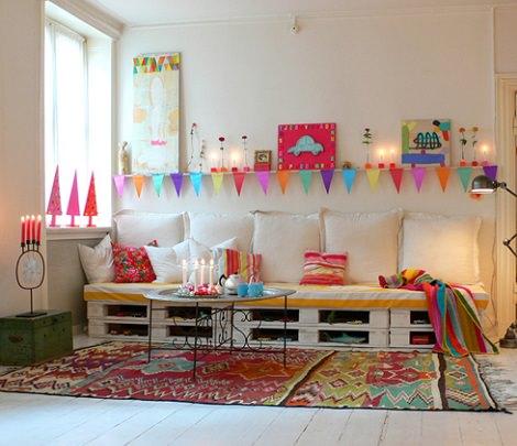 Paso a paso c mo hacer un sof de palets de forma sencilla - Que sofas que muebles ...