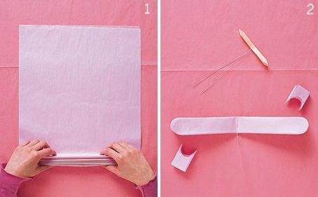 C mo hacer un pomp n decorativo de papel crep - Como se hacen crepes dulces ...