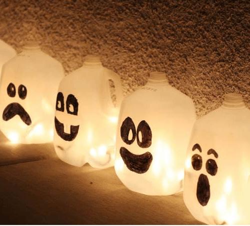 cosas que puedes hacer en halloween para decorar tu fiesta