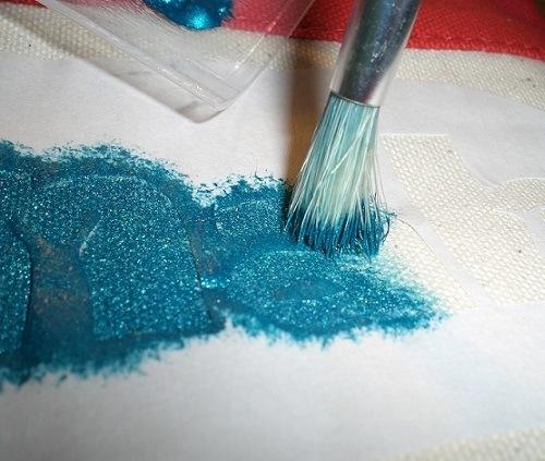 Pintura sobre tela paso a paso - Como pintar sobre tela ...