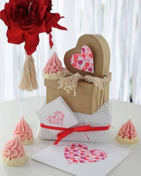 C mo hacer una cartas para san valent n caseras - Como hacer adornos de san valentin ...