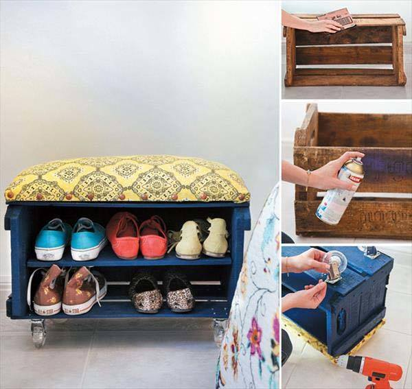 5 ideas asombrosas para decorar con cajas de fruta