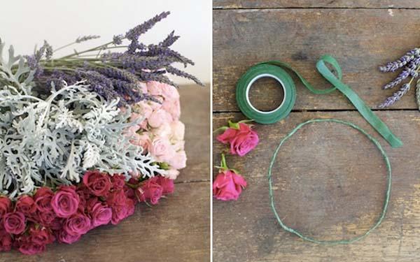 materiales-para-hacer-una-corona-floral-para-el-pelo