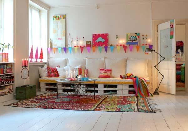 Ideas De Decoracion Con Palets Ideas Diy - Ideas-decoracion-con-palets