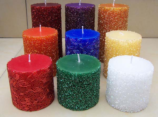 como-decorar-velas-de-manera-original