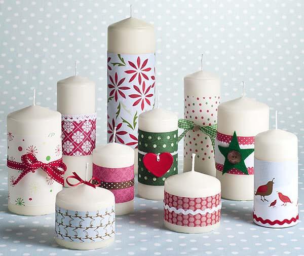 como-decorar-velas-facilmente